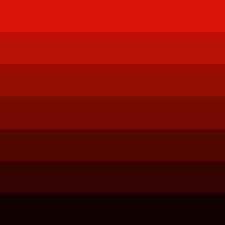 Color stripe : light red and dark red