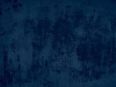 scarring: Blu scuro, graffiato sfondo di pietra Archivio Fotografico