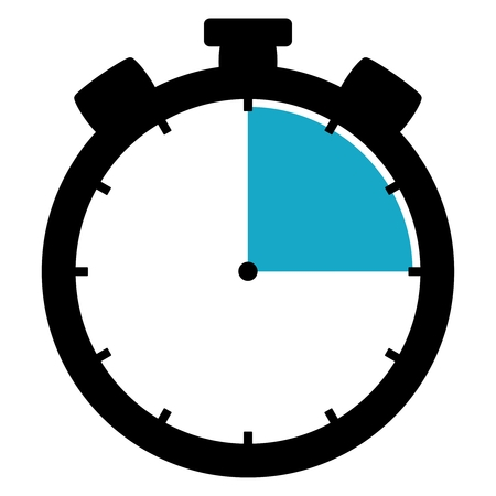 Stopwatch : 15 seconds / 15 minutes / 3 hours