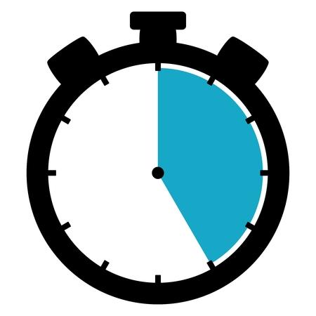스톱워치 : 25초  25분  5시간