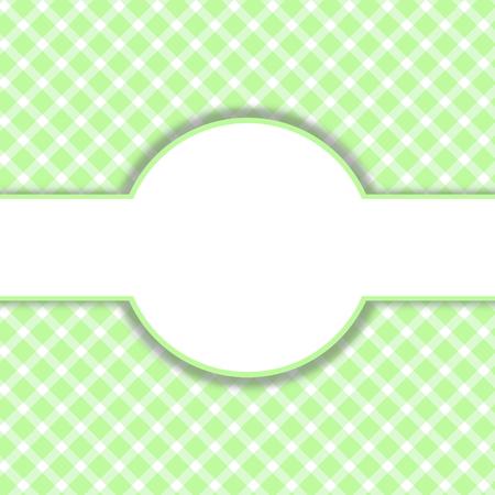 raum weiss: Checkered Vintage background gr�n mit wei�en Raum