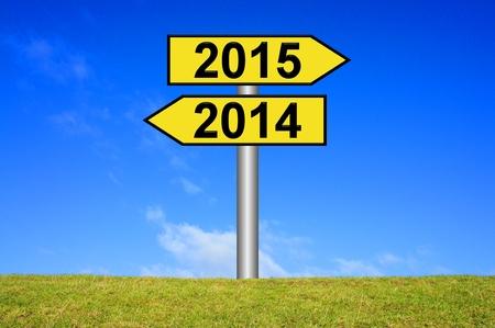 jahreswechsel: 2014  2015