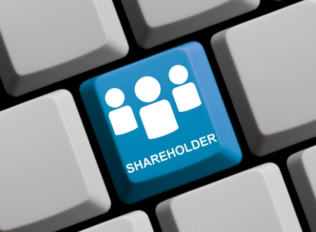 shareholder: Shareholder online