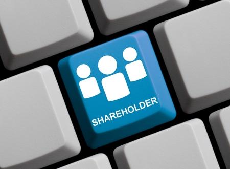 shareholder: Shareholder online