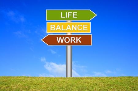 groundbreaking: Work Life Balance