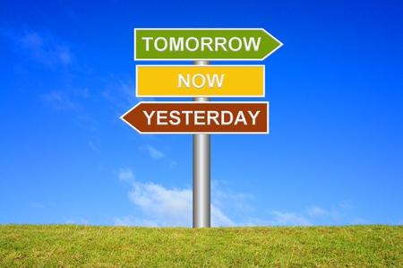 yesterday , today, tomorrow , photo