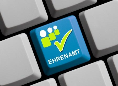 Online vrijwilligerswerk