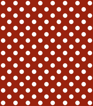 Red background with dots photo