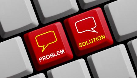 Problem Solution online photo