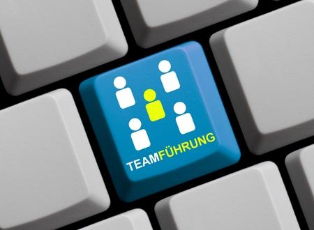 team management: Team management online