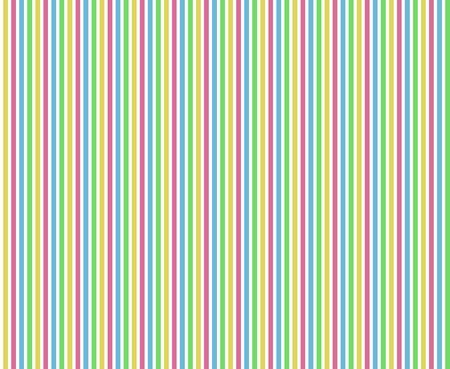 stipes: Background with many parallel colourful stipes on white Stock Photo