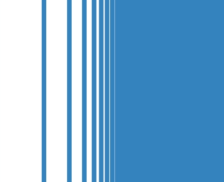 transition: Blue background with thin lines transition to white Stock Photo