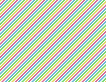 fixed line: Background with many colored diagonal bright stripes Stock Photo