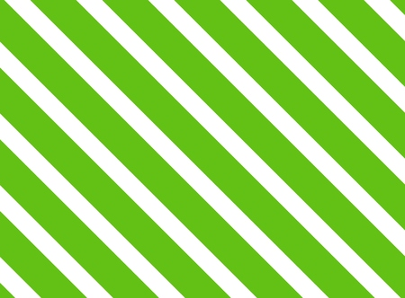striated: Striped background with diagonal stripes green and white
