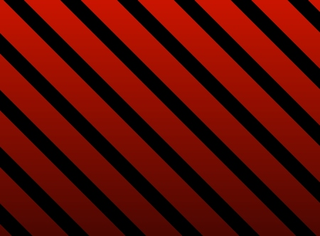 striated: Striped background with diagonal stripes red and black