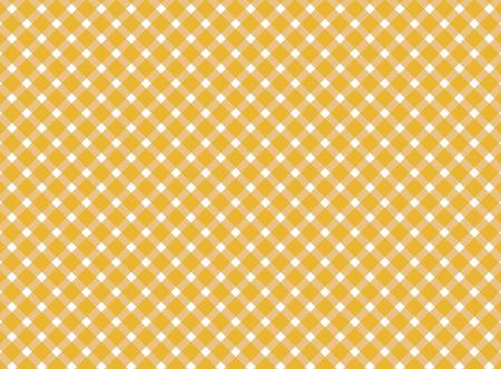 diagonal stripes: Retro tablecloth background with white diagonal stripes orange
