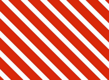 diagonal stripes: Background with red and white diagonal stripes Stock Photo