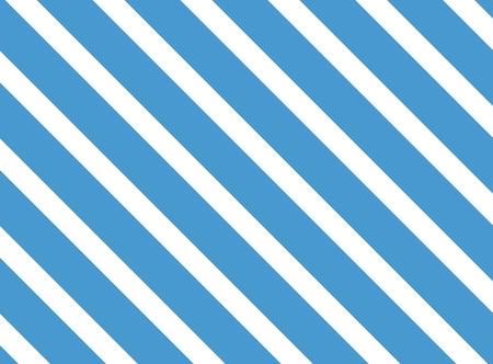 Background with diagonal stripes white blue