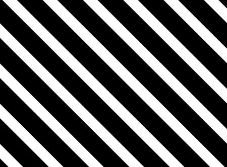 blanco y negro: Fondo con las rayas negras y blancas diagonales Foto de archivo