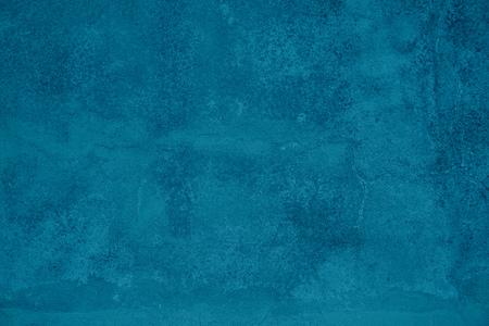Coole Grunge-Hintergrund einer alten türkisfarbenen Oberfläche