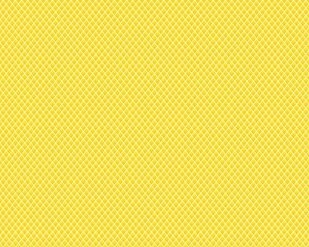braiding: Yellow orange background with diamonds Stock Photo