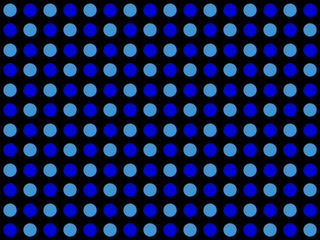 dot pattern: Dot pattern background with light blue and dark blue dots Stock Photo