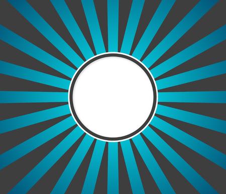 radiacion: Radiaci�n de fondo turquesa gris, con copia espacio