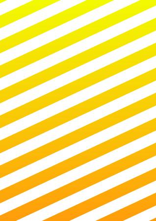 diagonal: diagonal stripes orange and white