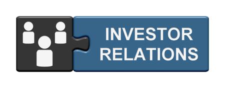 パズル ボタン 2 つが投資家を示しています。