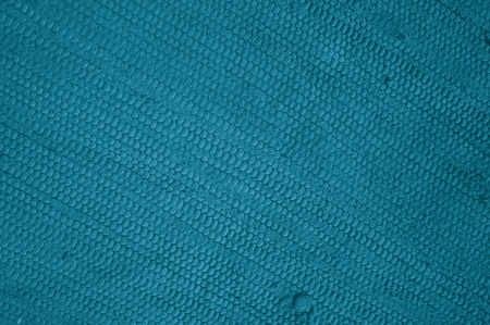 cotton texture: Old cotton texture turquoise