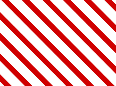 diagonal lines: Traditional background diagonal red and white lines