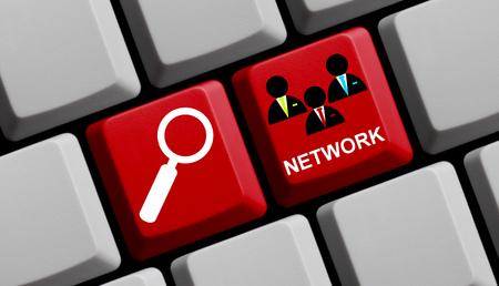 humane: Social Network Search
