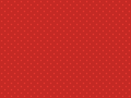 scrapbook background: Seamless Background red with red dots Stock Photo