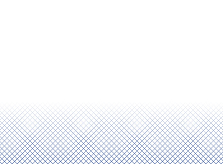 continuously: Blue gradient with grid pattern on white background
