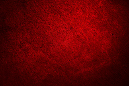 scratched: Dirty scratched red background texture