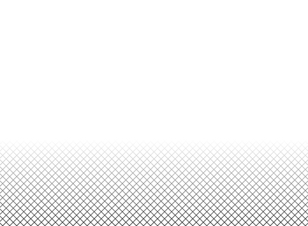 continuously: Modern white Background with copy space and black grid