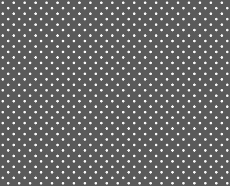 grey pattern: Seamless dotted tablecloth pattern grey white Stock Photo