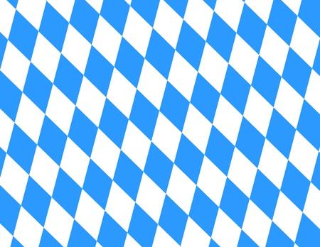 bavarian: Bavarian Pattern light blue and white background