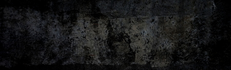 grey background texture: Very dark weathered background with scratches Stock Photo