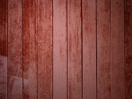 barnwood: Weathered wooden planks with light red color