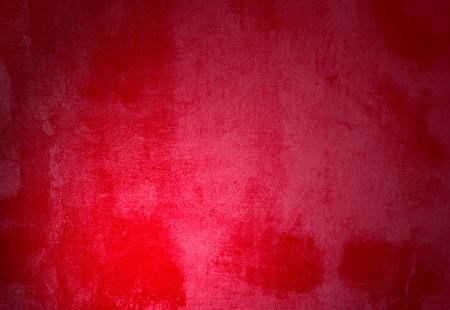 red grunge background: Scratched red grunge background