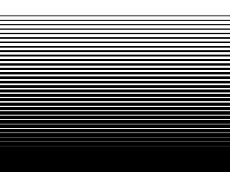 fading: Halftone Stripes background black and white