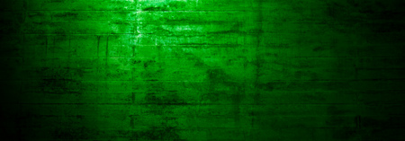very dirty: Very dirty wide green grunge background Stock Photo