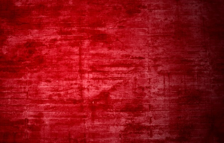 red grunge background: Dirty red grunge Background with scratches