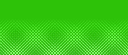 Gradient white grid on green background
