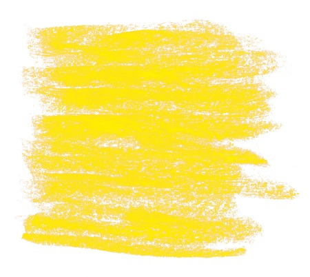 Background of painted yellow chalk stripes