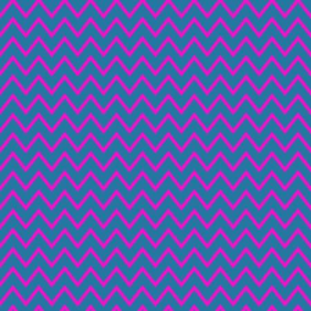 Purple pink zigzag pattern