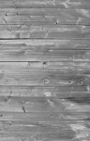 Grey rustic wooden planks background