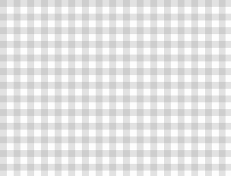 Checkered tablecloth background grey and white