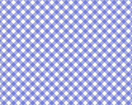 Traditional blue and white tablecloth texture diagonal